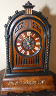 Johann Baptist Beha Shelf Cuckoo ~ Antique Clocks Guy
