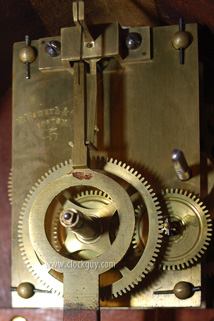 "E. Howard ""Regulator No. 5"" ~ Antique Clocks Guy"