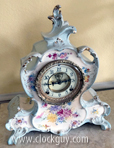 "Ansonia Royal Bonn ""La Vendee"" ~ Antique Clocks Guy"