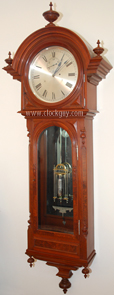 U.S. Clock Co. Precision Regulator ~ Antique Clocks Guy