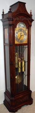 "Rare Herschede ""Wellington"" Model 248 ~ Antique Clocks Guy"