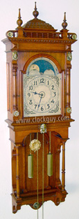 "Seth Thomas ""Jupiter"" ~ Antique Clocks Guy"