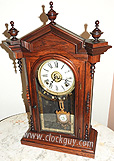 "E.N. Welch ""Lucca"" c.1880 ~ Antique Clocks Guy"