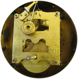 "Ansonia ""Juno"" movement from a different clock ~ Antique Clocks Guy"