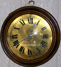Gazo Carlsbad in Alder ~ Antique Clocks Guy