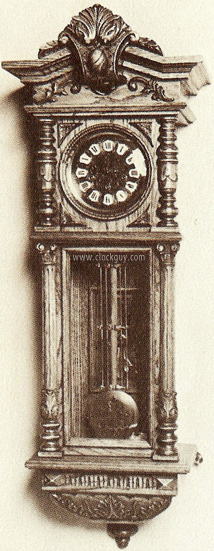 Read about the Gazo Carmel in our Antique Clocks Reference Library ~ Antique Clocks Guy