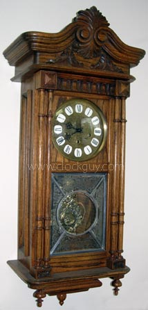 Gazo Coronado - Antique Clocks Guy