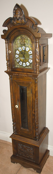 Gazo Fallbrook Grandson Model - Antique Clocks Guy