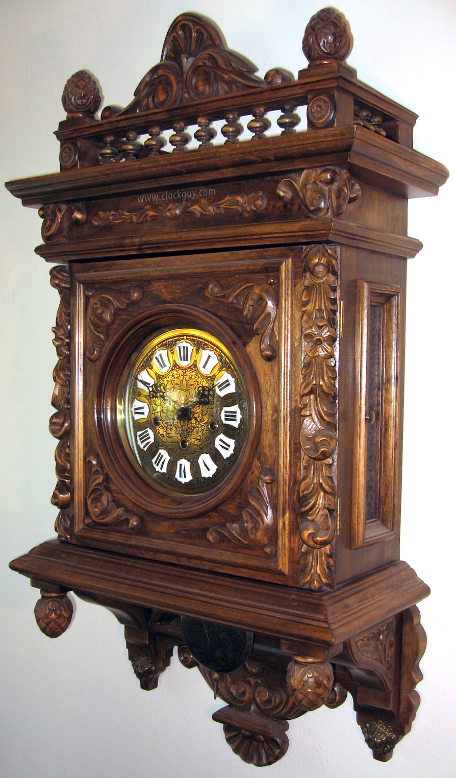 Antique Clocks Guy Reference Library Gazo Family Clock