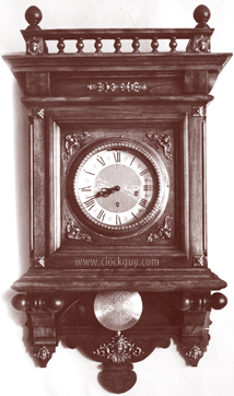 "Gazo ""La Jolla"" - First Version - Antique Clocks Guy"