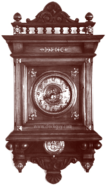 "Gazo ""La Jolla"" - Second Version- Antique Clocks Guy"
