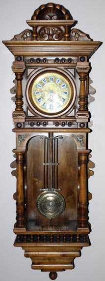 Gazo La Mesa - Antique Clocks Guy