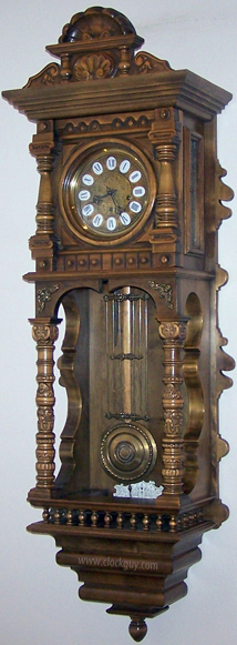 "Gazo ""La Mesa"" Model - Later Configuration - Antique Clocks Guy"
