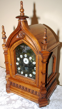 Gazo San Gabriel - Antique Clocks Guy