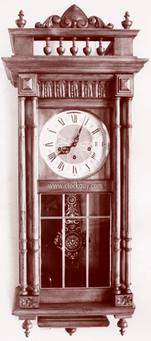 "Gazo ""San Marcos"" - First Version ~ Antique Clocks Guy"