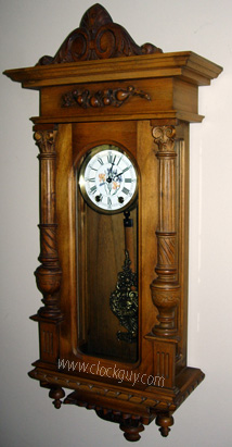 Gazo Santee - Antique Clocks Guy