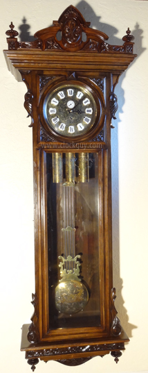 "Gazo ""XG-E"" - Antique Clocks Guy"