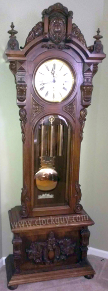 Gazo XG-F ~ Antique Clocks Guy