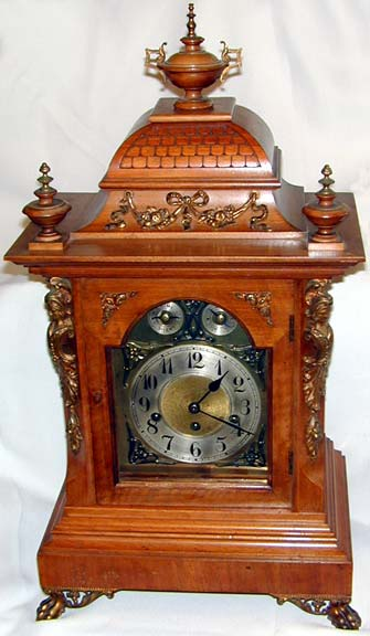 Junghans History Antique Clocks Guy