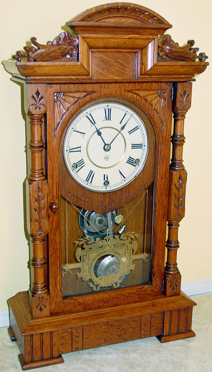 American shelf clocks antique clocks guy we bring antique clocks and the wall hanging marcy many collectors seek to own all three over time no pun amipublicfo Images