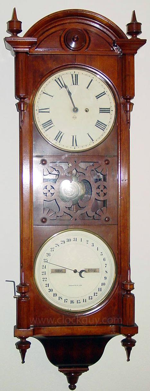 Seth Thomas Clock Company History Antique Clocks Guy We Bring