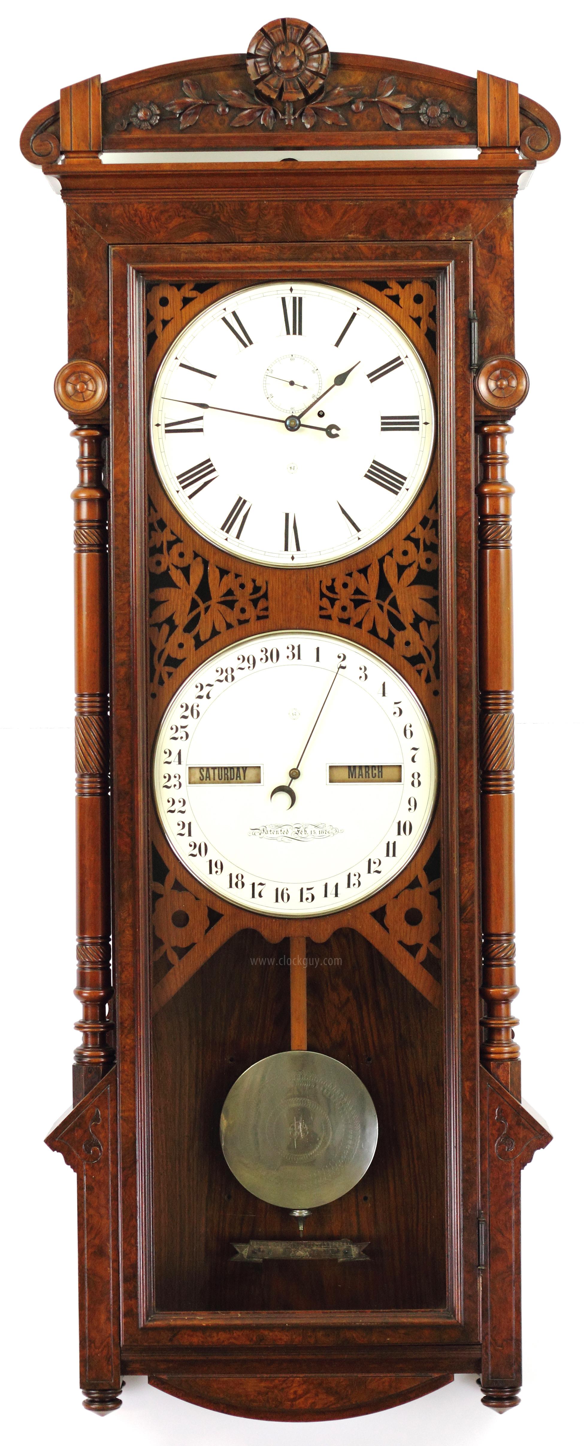 Dating seth thomas adamantine clocks